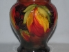 leavesberriesflambevase