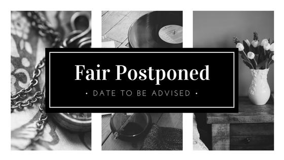Fair has been postponed
